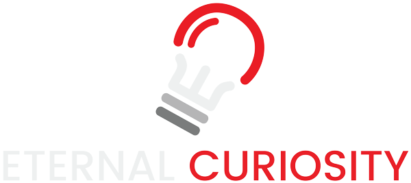 Logo web agency Eternal Curiosity